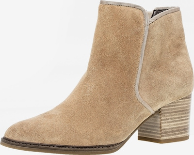 GABOR Ankle Boots in sand, Produktansicht