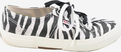 SUPERGA Sneakers & Trainers in 39 in Black / White, Item view