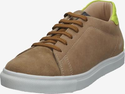 Gordon & Bros Sneaker in braun / grün, Produktansicht