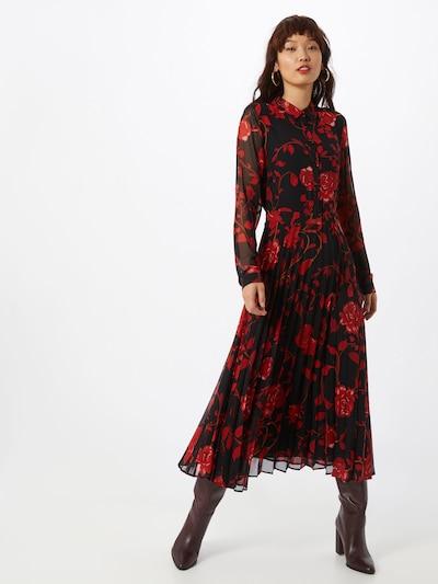 COMMA Särkkleit punane / must, Modellivaade
