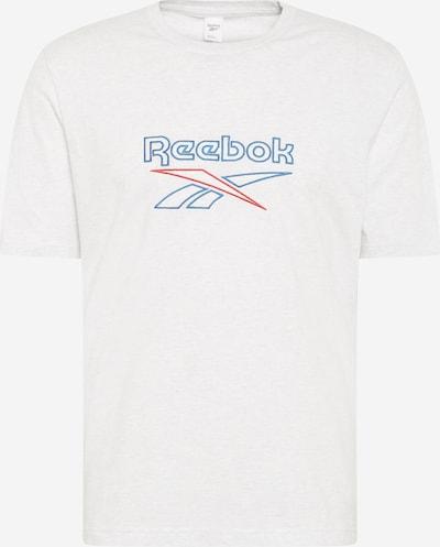 kék / piros / fehér Reebok Classics Póló, Termék nézet