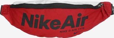 Nike Sportswear Gürteltasche 'Heritage 2.0' in rot / weiß, Produktansicht