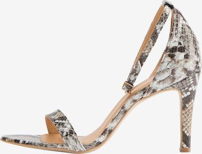 faina faina High-Heel-Sandalette in mischfarben, Produktansicht