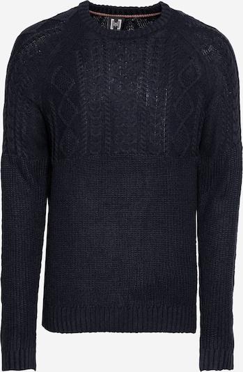Hailys Men Džemperis 'Ernest', krāsa - tumši zils, Preces skats