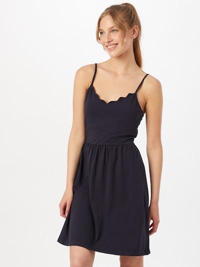 ONLY Kleid 'AMBER' in nachtblau, Modelansicht
