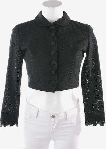 Blumarine Jacket & Coat in S in Black