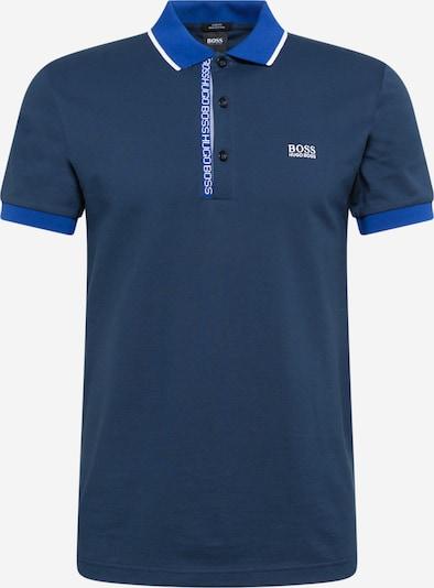 BOSS ATHLEISURE Camiseta 'Paule' en azul / navy / blanco, Vista del producto