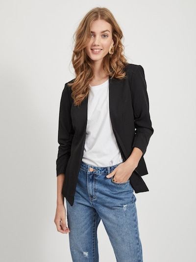 VILA Blazer in Black, View model