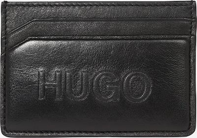 HUGO Etui 'Domtone' in schwarz, Produktansicht