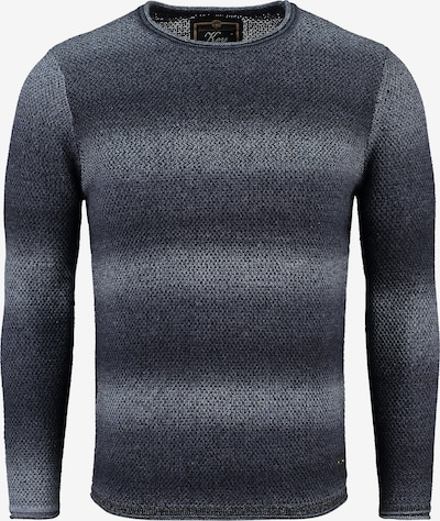 Key Largo Feinstrick-Pullover in navy, Produktansicht