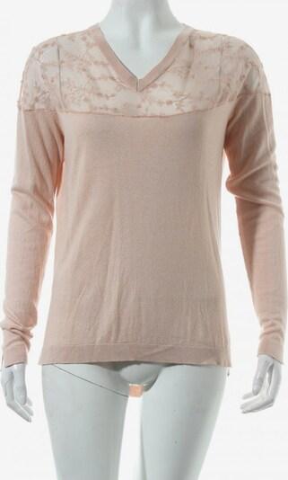byTiMo V-Ausschnitt-Pullover in S in rosé, Produktansicht