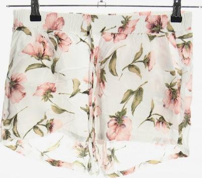 Hailys Shorts in XL in khaki / pink / weiß, Produktansicht