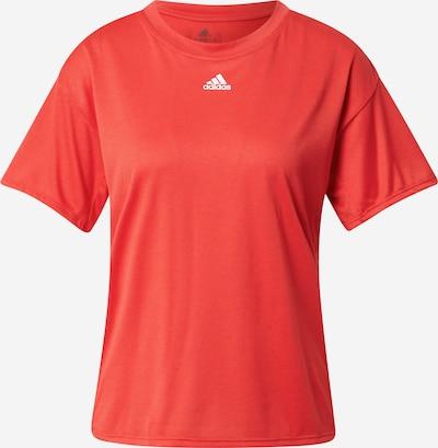 ADIDAS PERFORMANCE Sportshirt in rot, Produktansicht