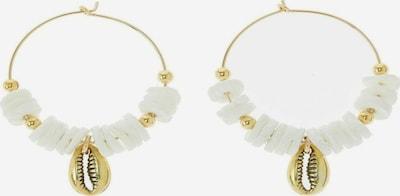 Gemshine Boucles d'oreilles en or / blanc, Vue avec produit