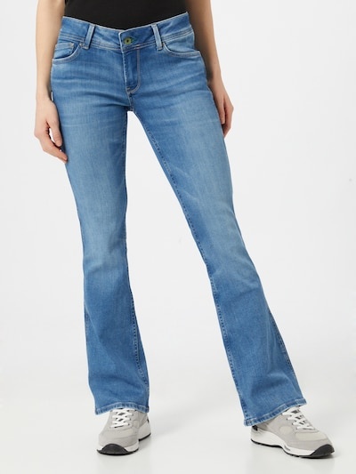 Pepe Jeans Jeans 'NEW PIMLICO' in Blue denim, View model