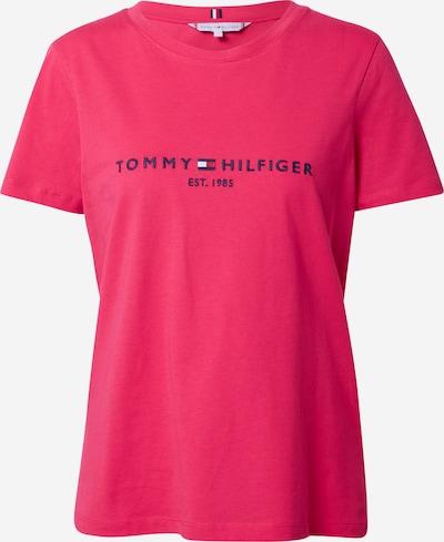 Tricou TOMMY HILFIGER pe navy / roz / roșu / alb, Vizualizare produs