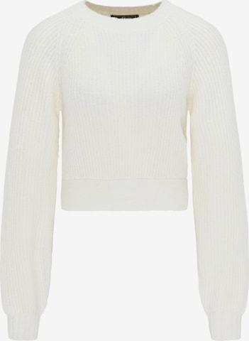 faina Pullover in Weiß