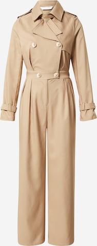 Paisie Jumpsuit 'Orleans' i beige
