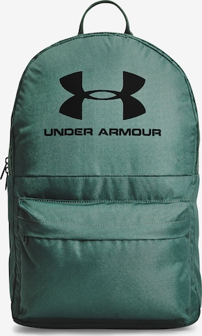 UNDER ARMOUR Sports Backpack 'Loudon' in Green