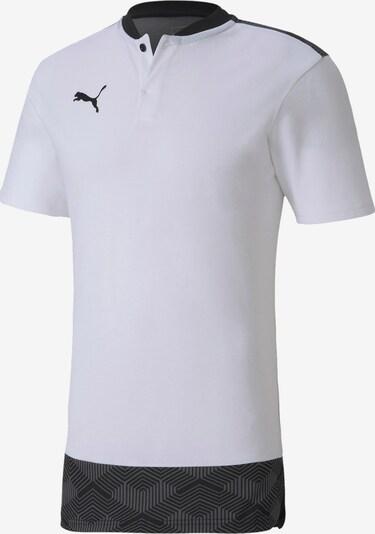 PUMA Performance Shirt in Black / White, Item view