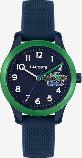 LACOSTE Uhr in marine / grün, Produktansicht