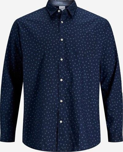 JACK & JONES Hemd 'FRANK' in blau / weiß, Produktansicht