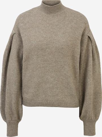 Y.A.S Tall Пуловер 'FINO' в зелено