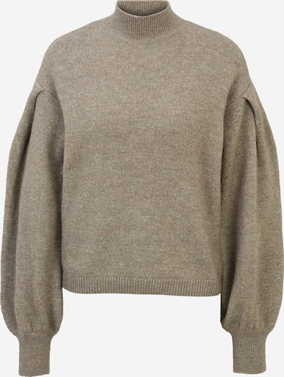 Y.A.S Tall Pullover 'FINO' in oliv, Produktansicht