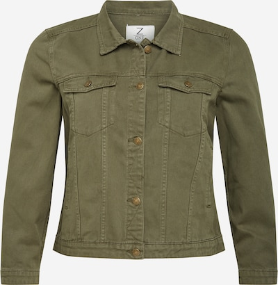 Z-One Overgangsjakke 'Inka Z1' i khaki, Produktvisning