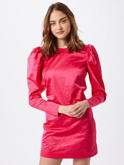 Crās Kleid 'Spacecras' in pink, Modelansicht