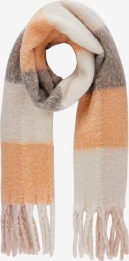 PIECES Schal in Beige / Brown / Orange, Item view