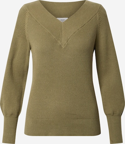 OBJECT Pullover 'Manja' in grün, Produktansicht
