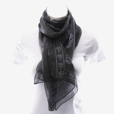 Alexander McQueen Scarf & Wrap in One size in Black, Item view