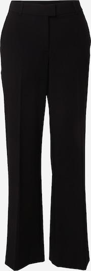 Pantaloni cu dungă DKNY pe negru, Vizualizare produs