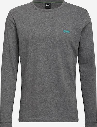 Marškinėliai 'Togn' iš BOSS ATHLEISURE , spalva - pilka: Vaizdas iš priekio