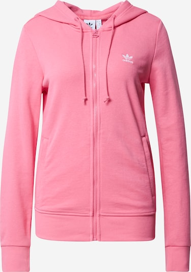 ADIDAS ORIGINALS Sweatjacke in pink, Produktansicht