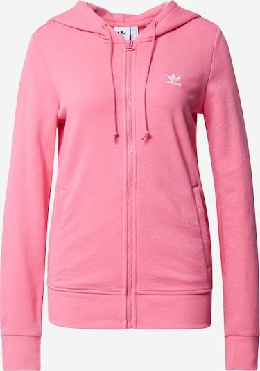 ADIDAS ORIGINALS Sweatjacke in pink, Produktansicht