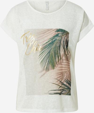 Tricou 'ARETHA' Soyaconcept pe mai multe culori / alb murdar, Vizualizare produs