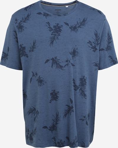 Jack & Jones Plus Majica 'CALI' u golublje plava / tamno plava, Pregled proizvoda