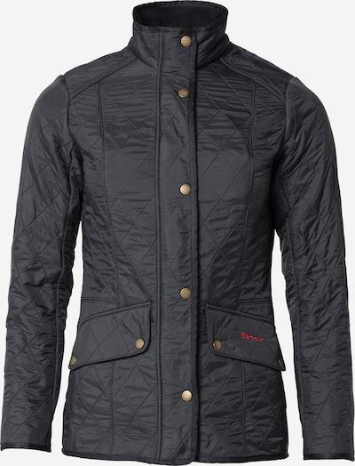 Barbour Between-Season Jacket in Navy / Carmine red, Item view