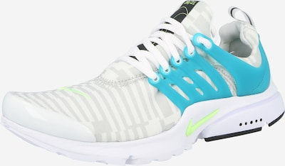 Nike Sportswear Sneaker 'AIR PRESTO' in türkis / grau / weiß, Produktansicht