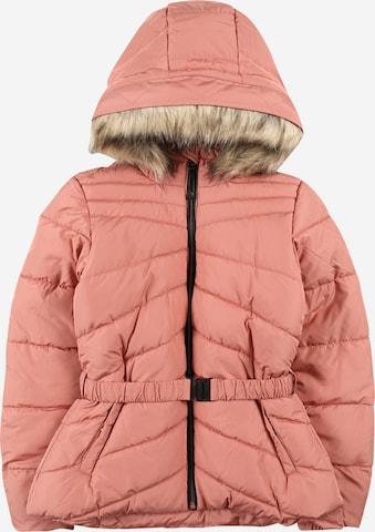 GARCIA Talvejope 'Outerwear', värv roosa