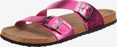 Lynfield Pantolette in pink, Produktansicht
