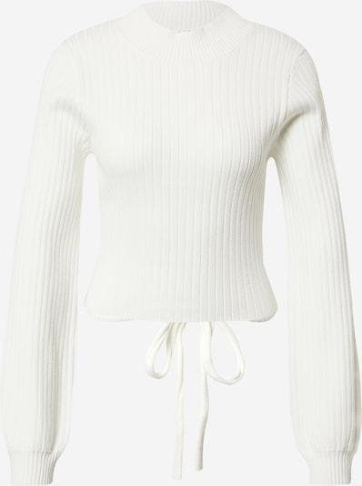 GLAMOROUS Pullover in offwhite, Produktansicht