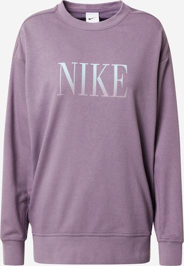 NIKE Athletic Sweatshirt in Light blue / Light purple, Item view