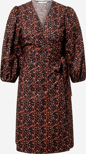 minimum Kleid 'Lenelia' in blau / karamell, Produktansicht