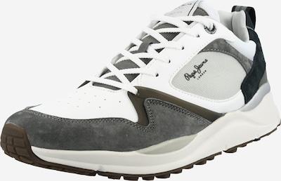 Pepe Jeans Sneaker 'TRAIL SMART' in grau / weiß, Produktansicht