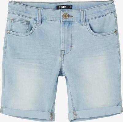 LMTD Jeans 'Shaun' in de kleur Lichtblauw, Productweergave