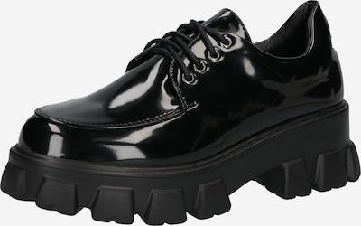 Pantofi cu șireturi 'Chunky' GLAMOROUS pe negru, Vizualizare produs