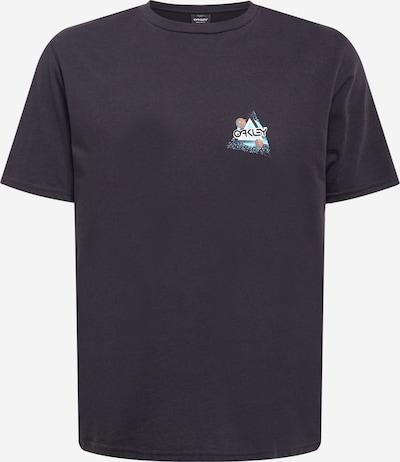 OAKLEY Shirt 'SPACE POLYGON' in mischfarben / schwarz, Produktansicht